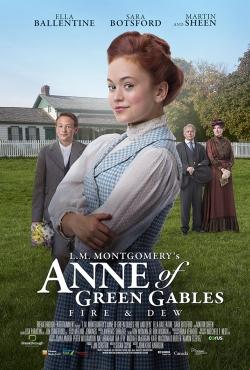 Энн из Зелёных Крыш: Пламя и роса